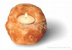 鹽蠟燭持有人-5