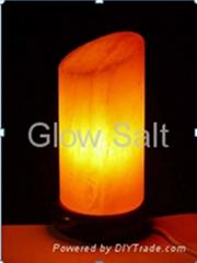 Tube Salt Lamp