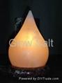 Tomb Salt Lamp