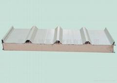 酚醛彩钢屋顶夹芯板