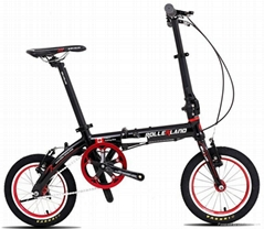 "14"" Folding bicycles"