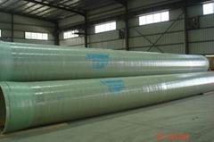 湖南玻璃鋼夾砂管