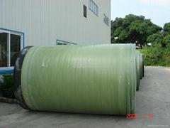 深圳玻璃鋼夾砂管玻璃鋼電纜保護管