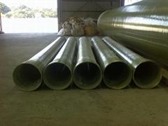 惠州玻璃鋼夾砂管玻璃鋼夾砂頂管