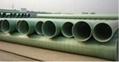 惠州玻璃鋼夾砂管玻璃鋼夾砂頂管 3