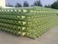 惠州玻璃鋼夾砂管玻璃鋼夾砂頂管 4