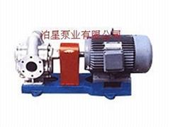 广东东莞KCB不锈钢齿轮泵
