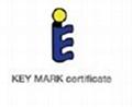 Heat Pipe pressurized solar  water heater with 130L tank Keymark certified