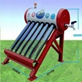 Portable Mini  Solar Water Heater