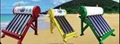 Portable Mini  Solar Water Heater for Camping