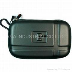 "GPS Black Hard Case for 5.2"" Magellan Roadmate 5045"