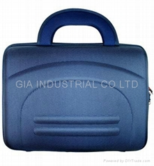 EVA Molded Netbook Sleeve Cube Case for 10-Inch Portable Laptop