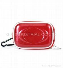 EVA Hard Shell Camera Case Bag for Nikon COOLPIX S6100 S4100 S3100