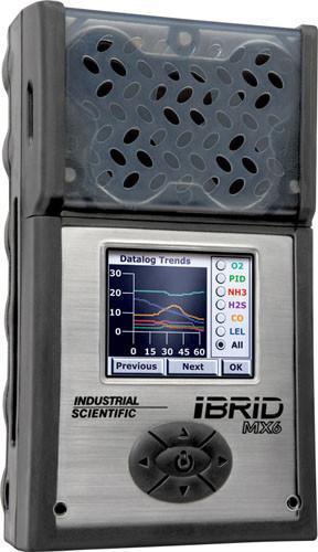 英思科MX6復合氣體檢測儀 1