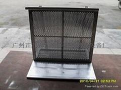 供应铝合金伸缩护栏