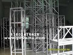 供应铝合金展示架