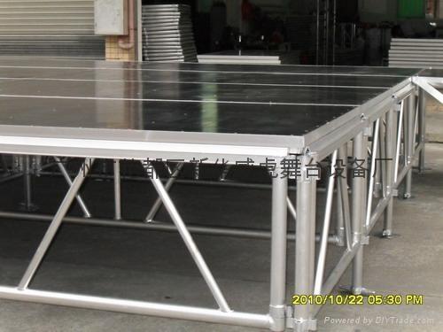 供应铝合金活动舞台 1