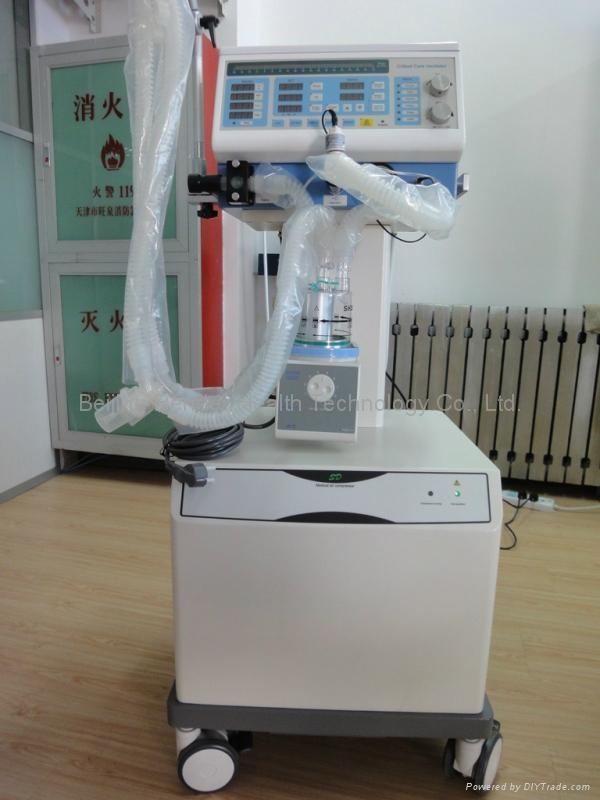 ICU Ventilators air compressored 2