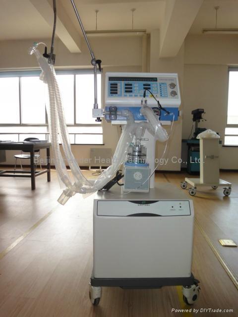 ICU Ventilators air compressored 3