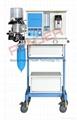 Veterinary anaesthesia machines