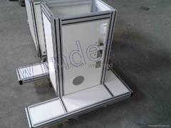 無錫工業鋁型材機架