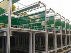 苏州昆山铝型材流水线工作台