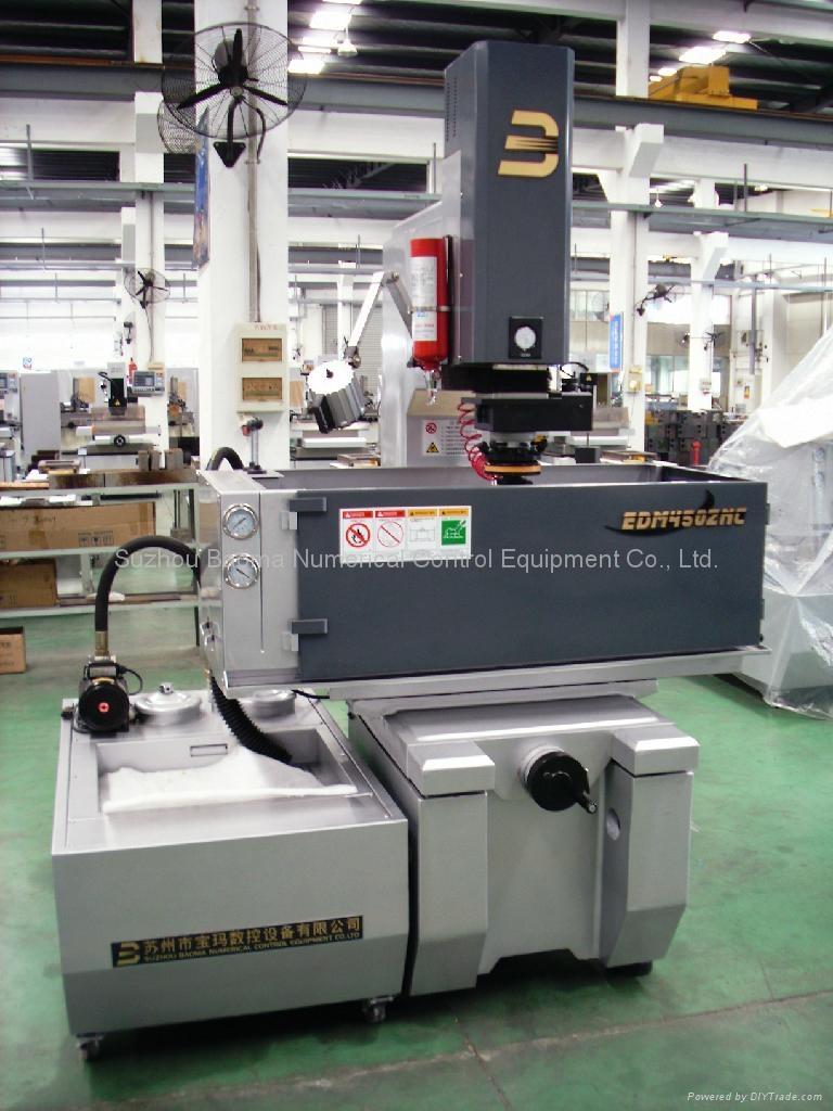 单轴数控成型机EDM450 3