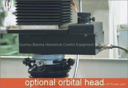 EDM350ZNC 直流伺服宝玛牌单轴数控成型机 3