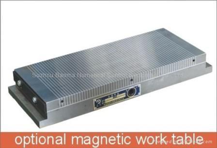 EDM350ZNC 直流伺服宝玛牌单轴数控成型机 4