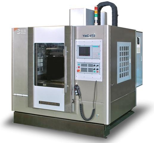 BMVC650 宝玛加工中心配三菱系统 1