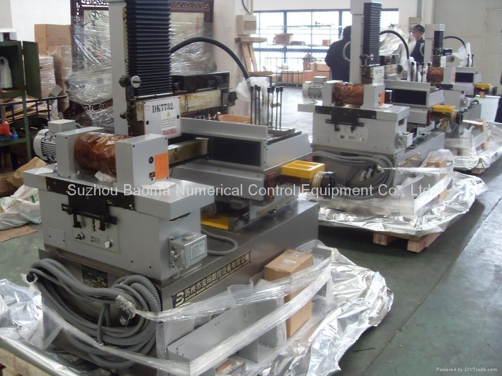 CNC Wire Cut EDM DK7725  3