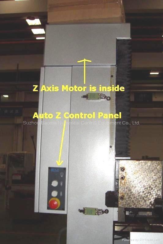 寶瑪中走絲數控線切割機DK7780 4