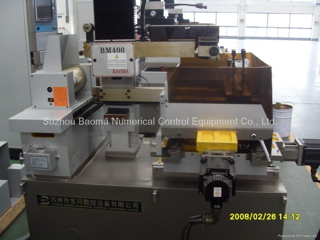 BM400系列宝玛伺服中走丝线切割机 2
