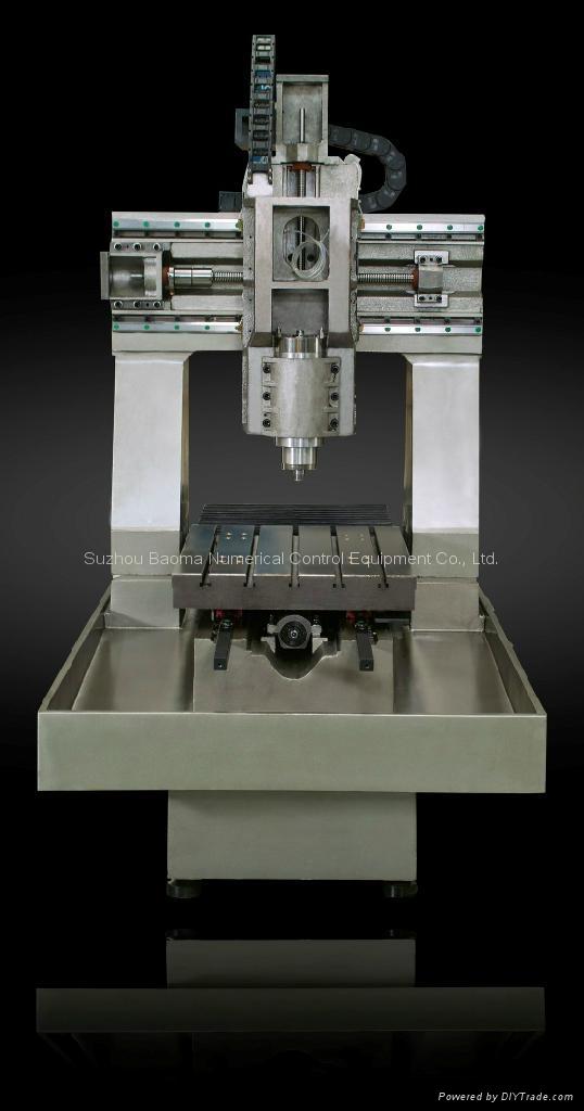 BMDX6050B 高速高精氣動換刀雕銑機 4