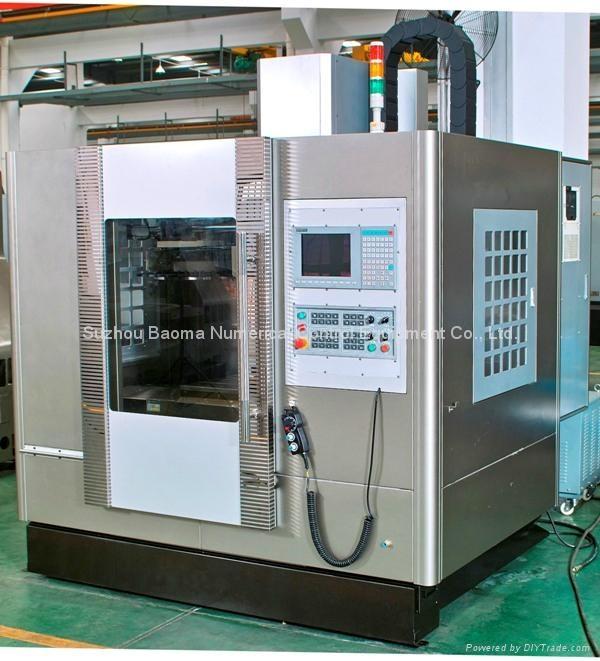 Vertical Machining Center BVMC-650  2