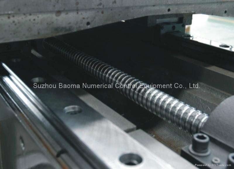 BMVC650 宝玛加工中心配三菱系统 5