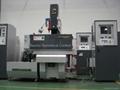 EDM450CNC table move style CNC Die Sinking EDM Machine