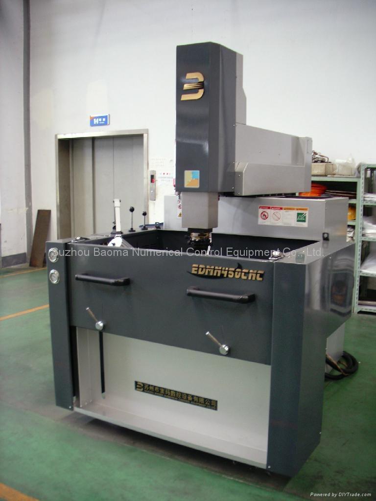 EDM Die Sinking Machine EDMN450CNC 3