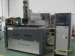 EDMN3010CNC雙立柱CE全數控牛頭式交流伺服成型機