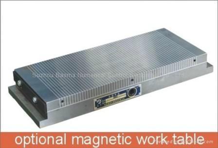 EDMN2180CNC Single Spindle move CE CNC EDM Die Sinking 5