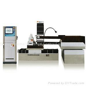 Servo Control Wire EDM BM120x100 1
