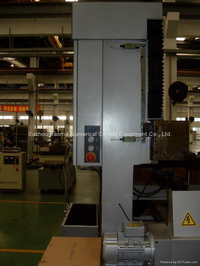 伺服閉環中走絲線切割BM100X80 2