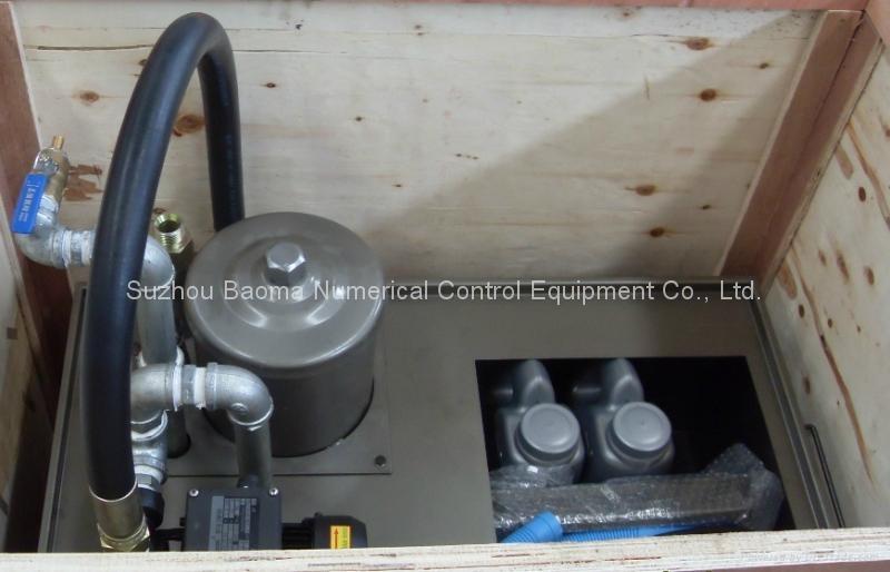 Servo Control Wire EDM BM120x100 4