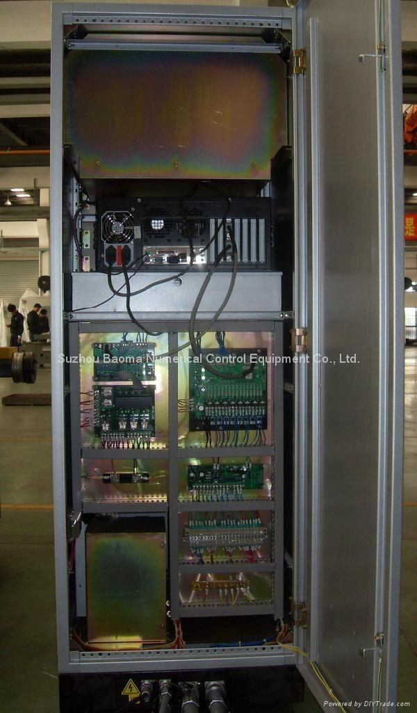 伺服闭环中走丝线切割BM100X80 3