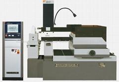 2008型中走丝线切割加工机(步进控制) DK7763