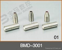 BMD-3001  穿孔機銅管電極用紅寶石導向器
