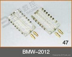 BMW-2012 Wire Cut EDM Big Taper Water Jet Pad  with brass nozzl