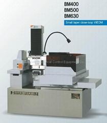 BM400F大錐度伺服中走絲線切割