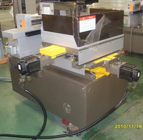 BM400D小锥度宝玛伺服中走丝线切割 5