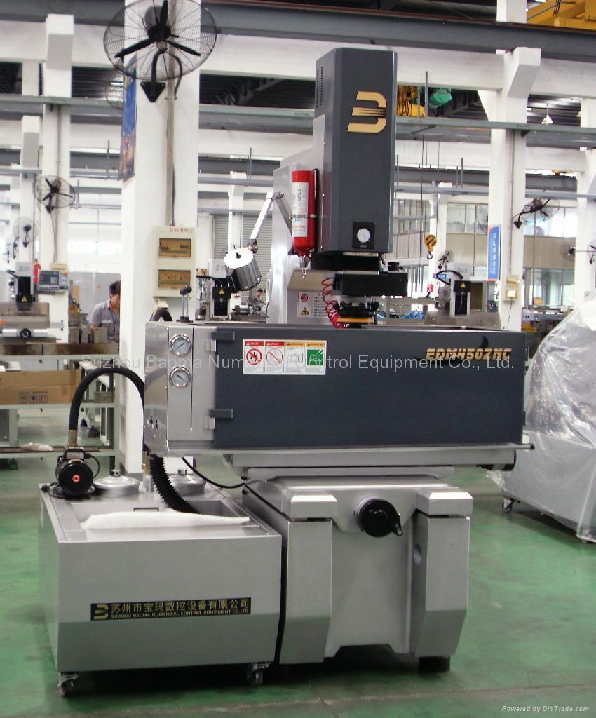 EDM450ZNC直流伺服單軸(Z軸)數控成型機 4